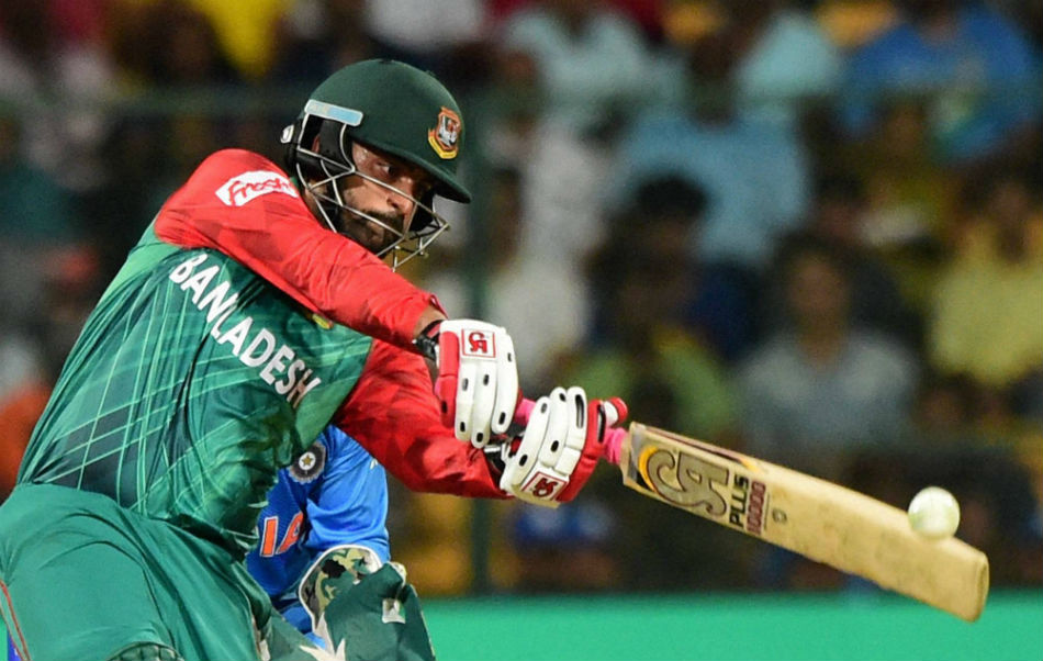 Indian cricketers' attitude towards fitness influenced Bangladesh players: Tamim Iqbal