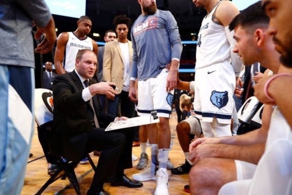 NBA: Memphis Grizzlies' head coach Taylor Jenkins conducts historic webinar with Indian coaches