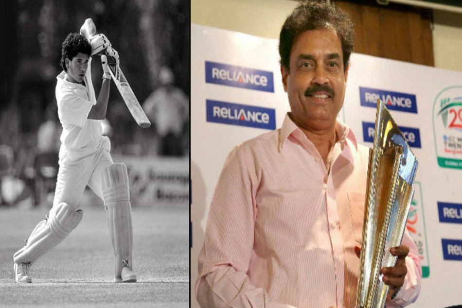 Dilip Vengsarkar recollects how 15-year-old Sachin Tendulkar impressed him together with his batting approach within the first assembly