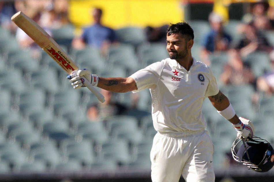 India vs Australia: Virat Kohli charges 2014 Adelaide Test as milestone! Know why!