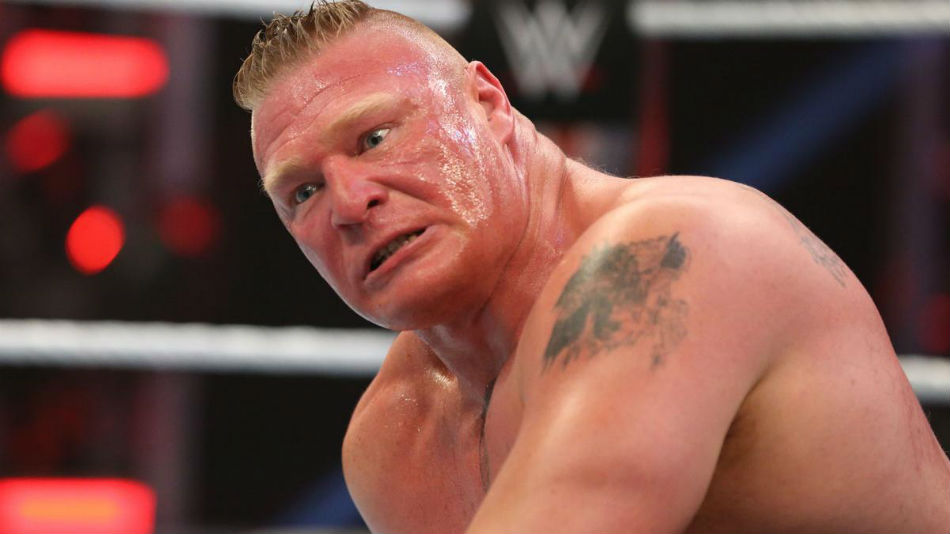 Spoiler on Brock Lesnar's potential WWE return and next opponent