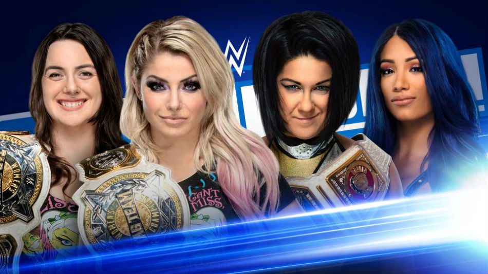 WWE Friday Night SmackDown preview and schedule: June 5, 2020