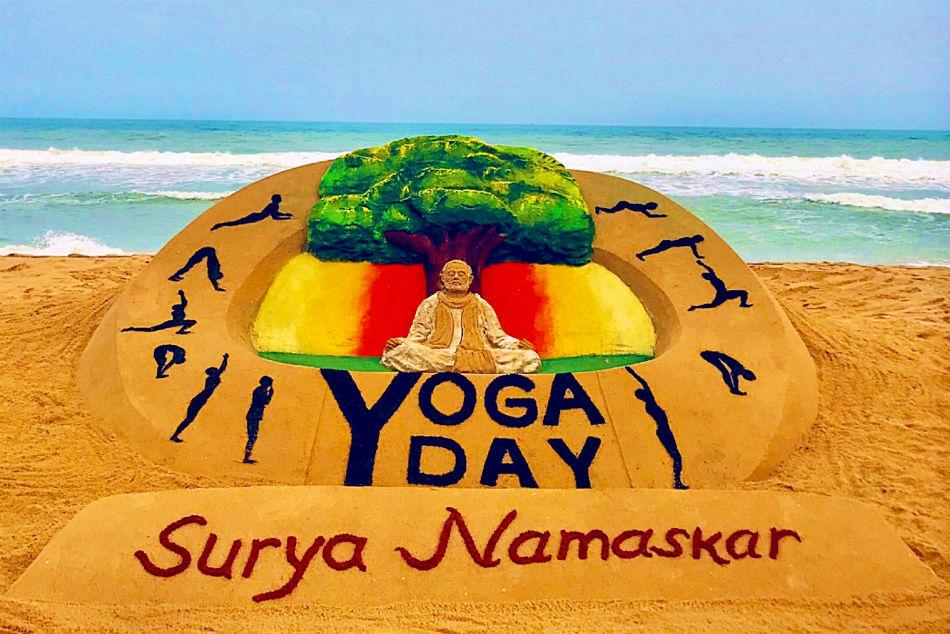 International Yoga Day: Virender Sehwag, Mohammad Kaif, Shreyas Iyer lead sportspersons to spread message of yoga