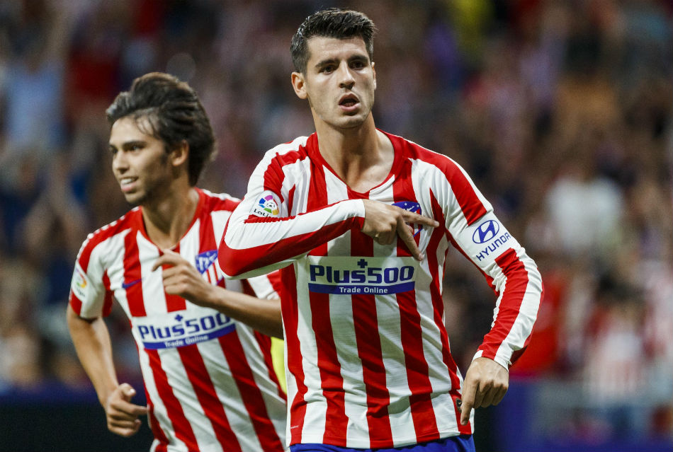 Morata Keeps Atletico In The Hunt For Champions League Berth