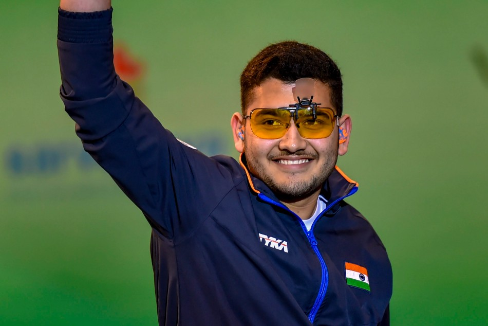 Eyeing Olympic quota, Anish also has his academic plans sorted