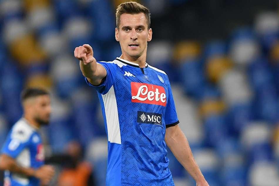 Milik Napoli Gattuso Osimhen Lille Transfer News