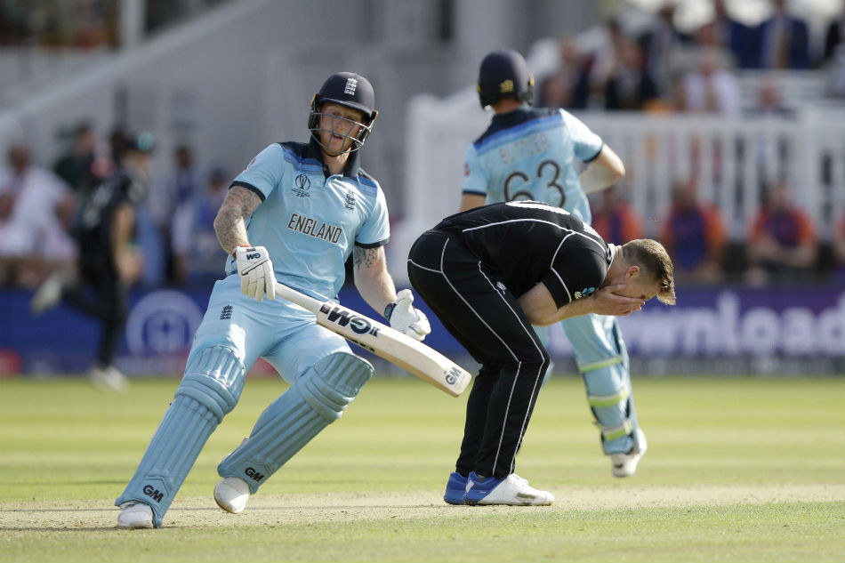 Ben Stokes took cigarette break to calm nerves ahead of World Cup final Super Over