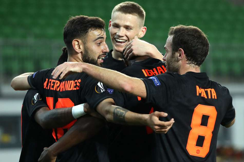 Europa League draw: Man Utd set to face Istanbul Basaksehir or Copenhagen