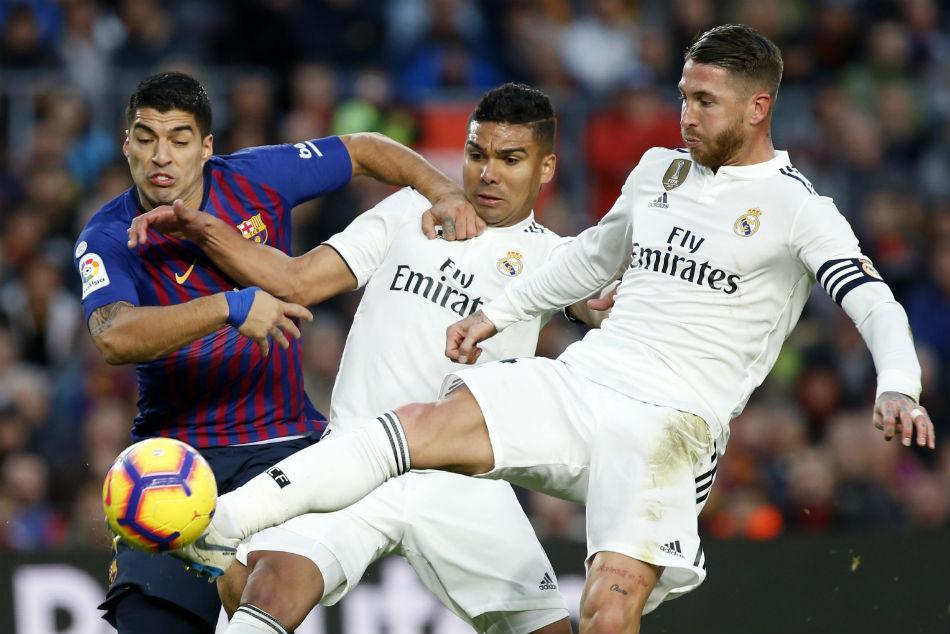 Best of La Liga on social media: Comparing spectacular backheel assists