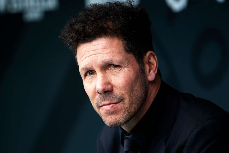 Diego Simeone Not Thinking About Champions League