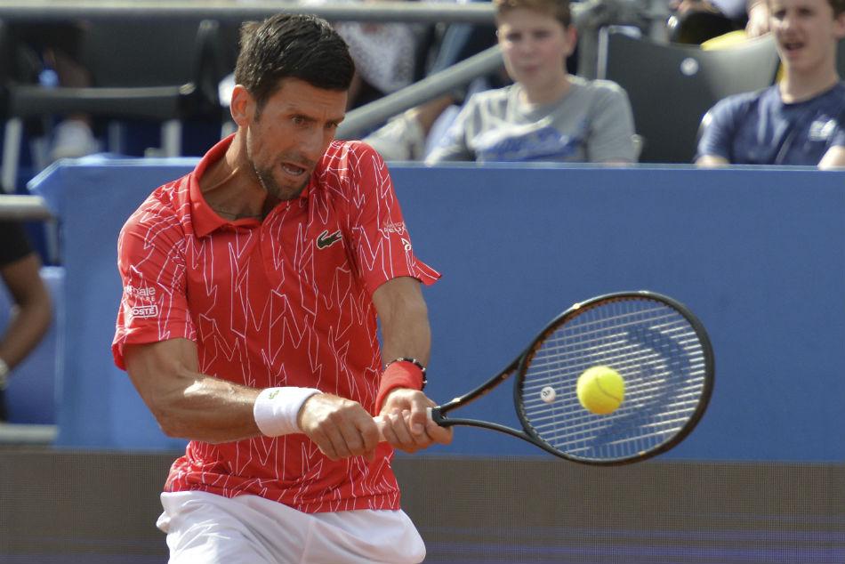 Coronavirus: Djokovic finds an unusual ally in Matic