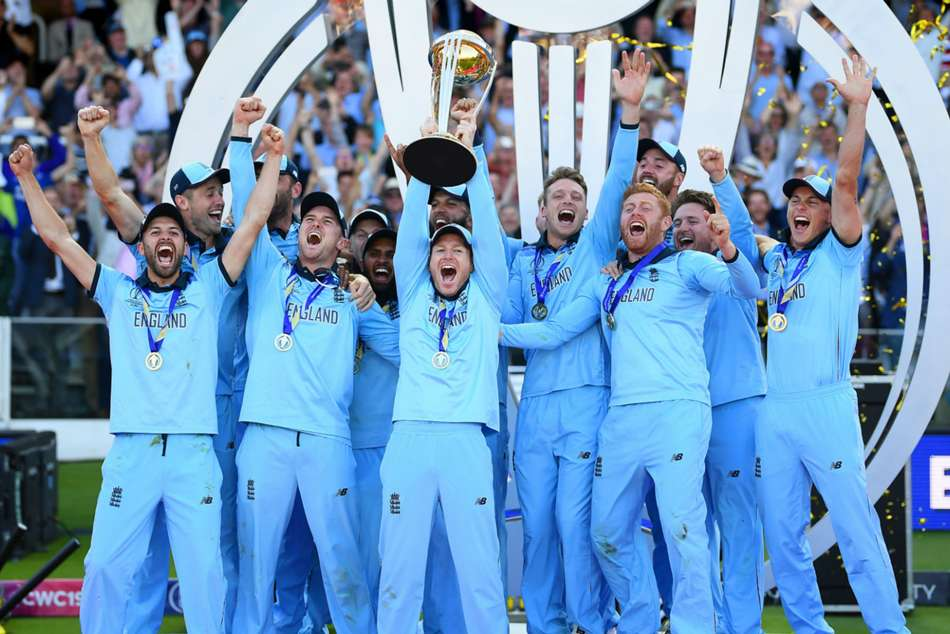 Morgan: Cricket World Cup glory will assist spur England on