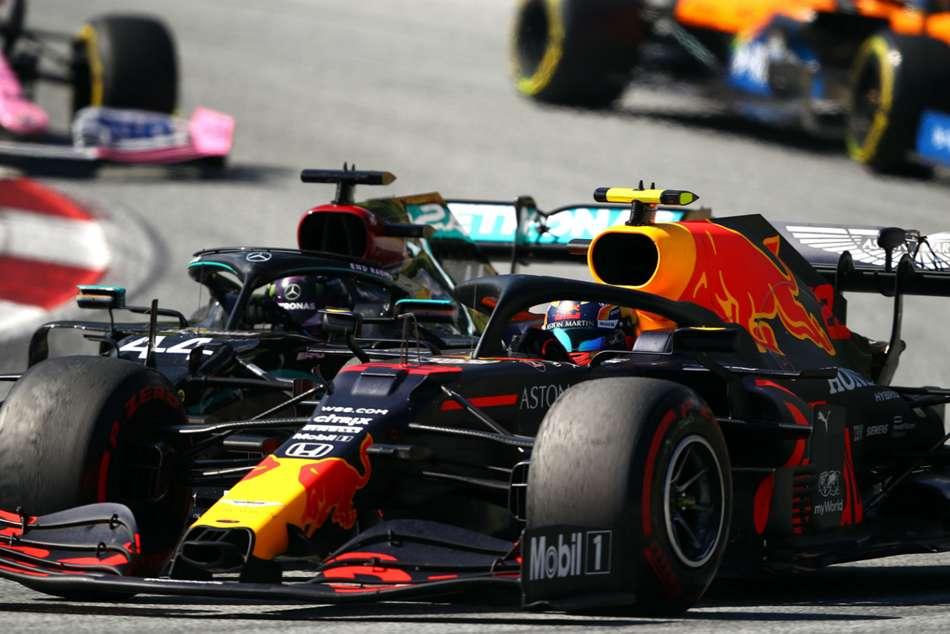Hamilton: Albon collision was a racing incident
