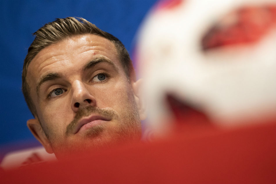 Liverpool captain Henderson ruled out of the rest of the season, Lovren is back