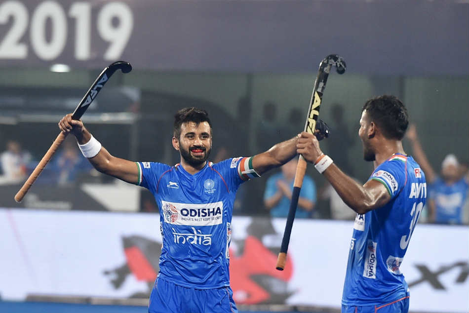 Tokyo Olympics India Hockey Schedule Tough Draw For Men And Women Teams