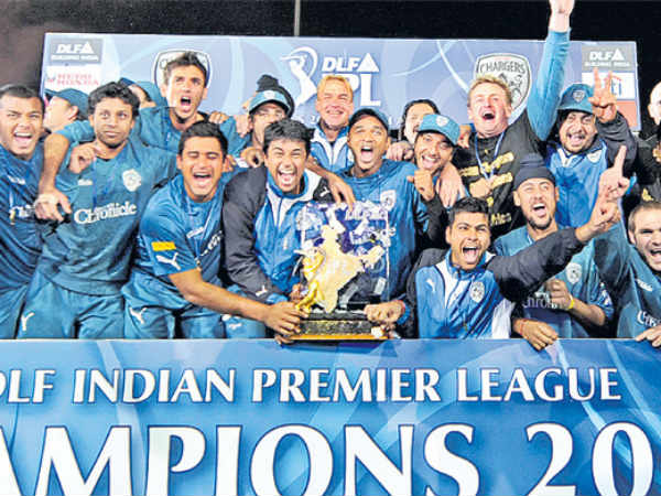 3. IPL 2009 in South Africa