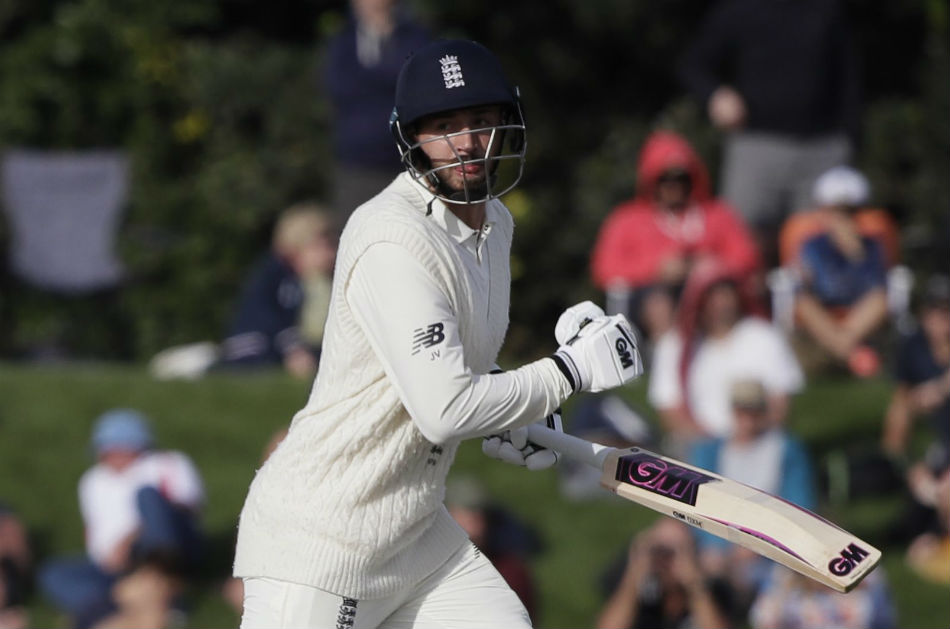 James Vince hoping to make most of Ireland series