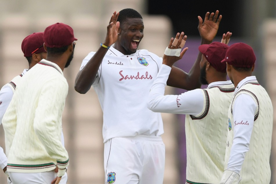 West Indies skipper Jason Holder strikes as much as second spot in ICC rankings