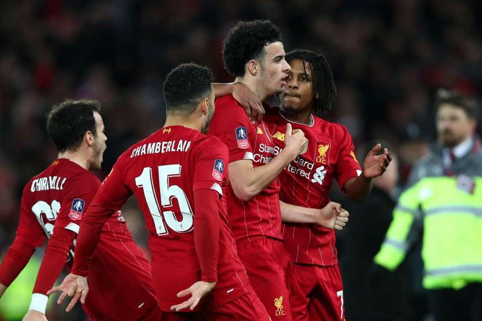 Curtis Jones Signs Liverpool Contract Premier League
