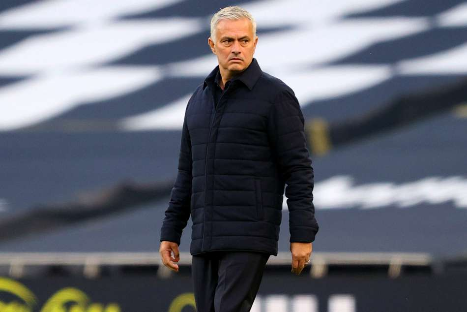 Mourinho revels in 200th Premier League win after Spurs beat Everton