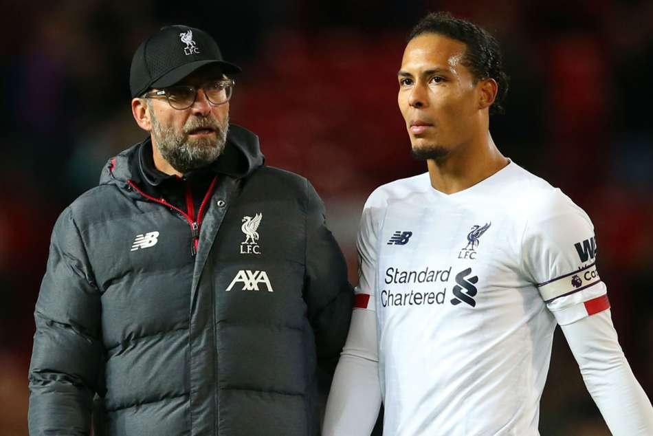 Virgil Van Dijk Jurgen Klopp Reason I Chose Liverpool Over Man City Chelsea