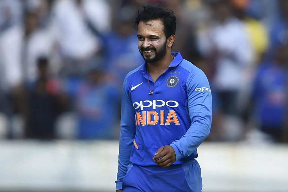 Kedar Jadhav launches his sports weekly - Inside Cricket