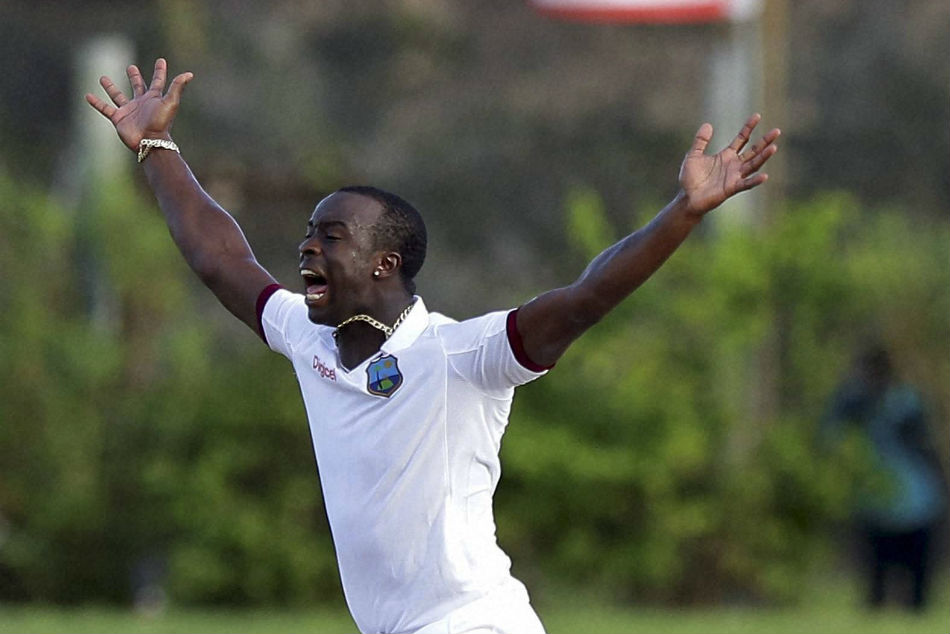 Kemar Roach can easily achieve 300 Test wickets with proper workload management: Courtney Walsh