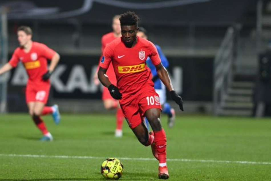 Kudus to Ajax – Dutch champions win race for highly rated Nordsjaelland talent