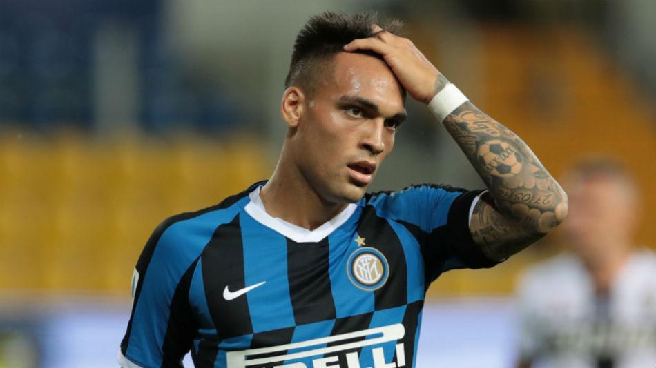 Lautaro Martinez Must Find Peace Of Mind Amid Barca Links Inter Ceo Marotta