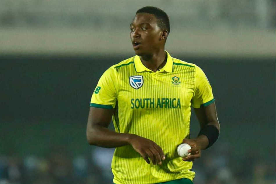 Former South Africa cricketers criticise Lungi Ngidi's Black Lives Matter stance