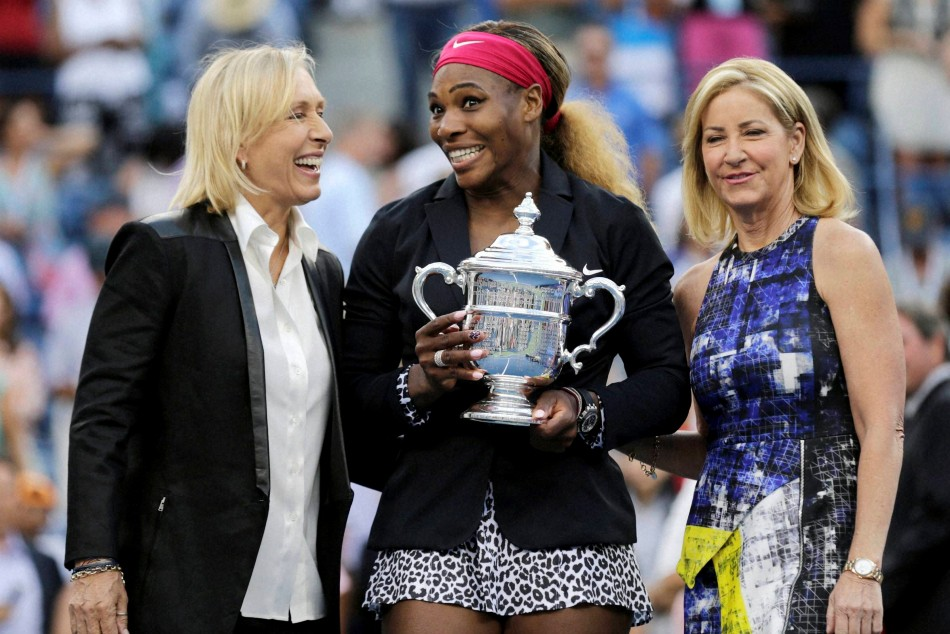 Chris Evert recalls ups and downs of long rivalry with Martina Navratilova