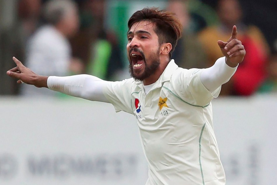 Put an end to this scary dressing room environment, says Mohammad Amir