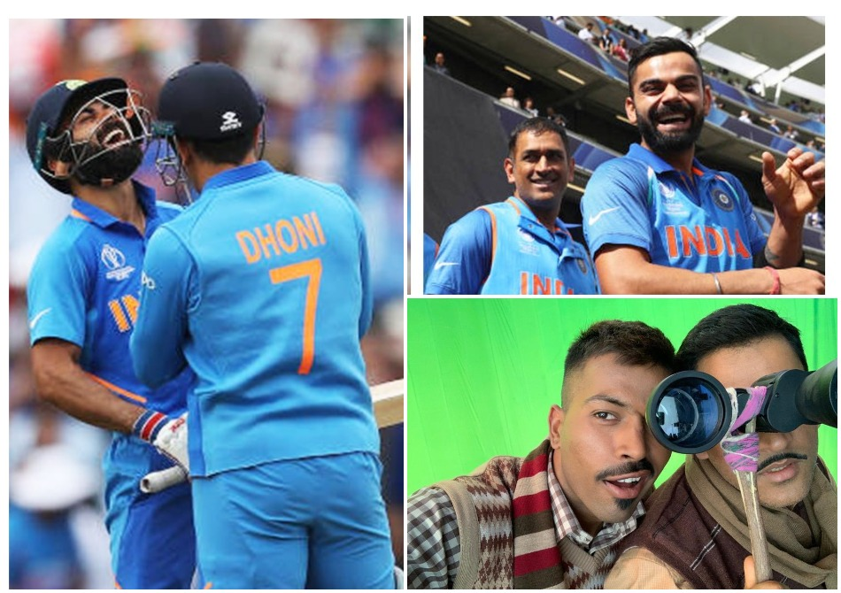 MS Dhoni birthday: Virat Kohli, Rohit Sharma, Hardik Pandya post special message for legendary India cricketer