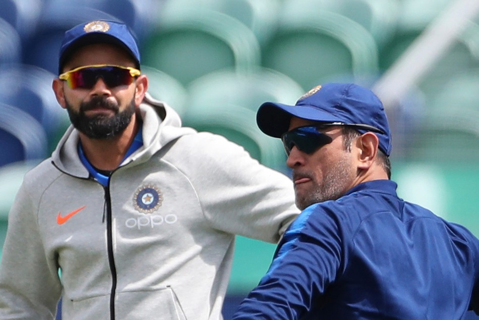 Virat Kohli recollects donning the wicketkeeper's gloves to assist out MS Dhoni