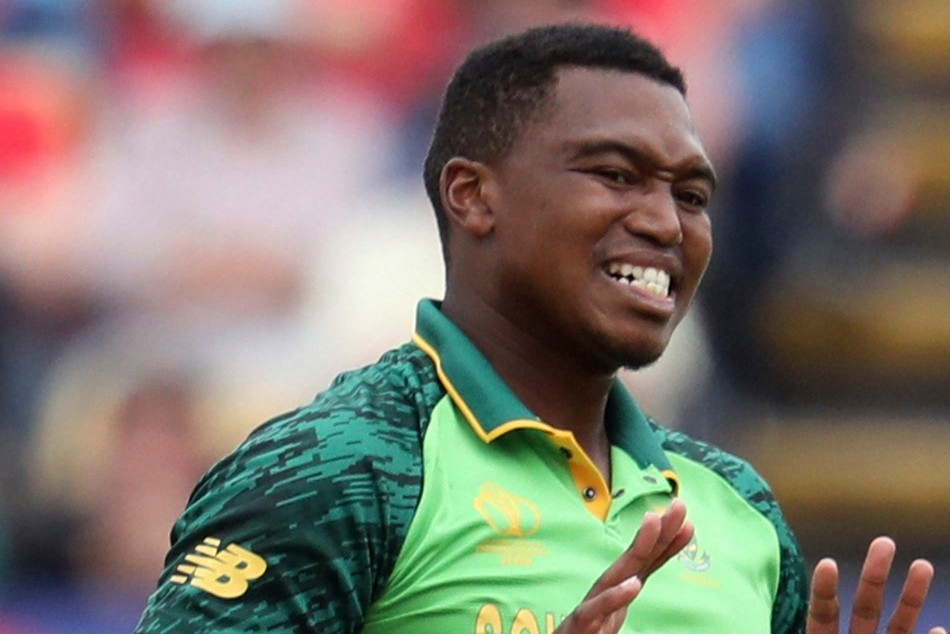 Damp towel could be the best thing to shine a ball: Ngidi on saliva ban