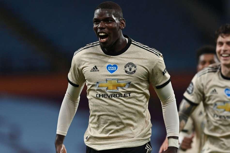 Pogba is enjoying himself at Manchester United – Solskjaer praises midfielder