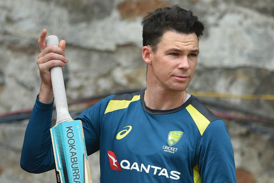 Peter Handscomb damage after his omission from 26-man preliminary camp forward of tour to England