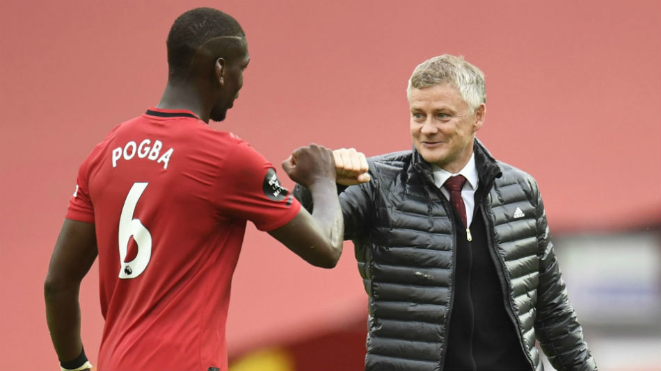 Manchester United boss Solskjaer hopeful Pogba will sign new contract