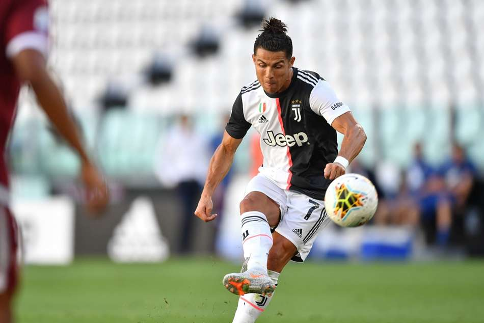 Juventus 4-1 Torino: Buffon makes history as Ronaldo leads from the front