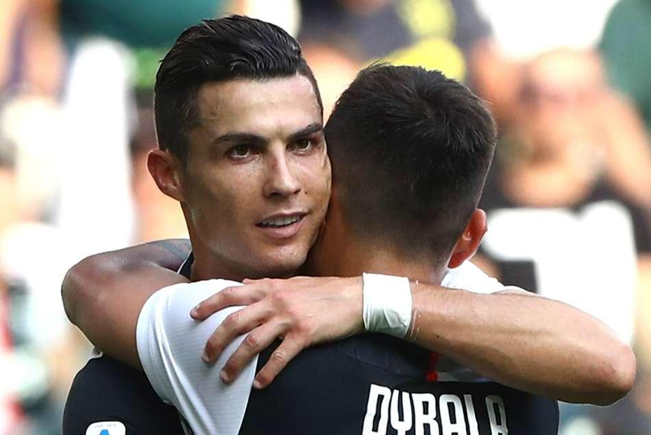 Cristiano Ronaldo Paulo Dybala Partnership Maurizio Sarri Juventus Torino Preview