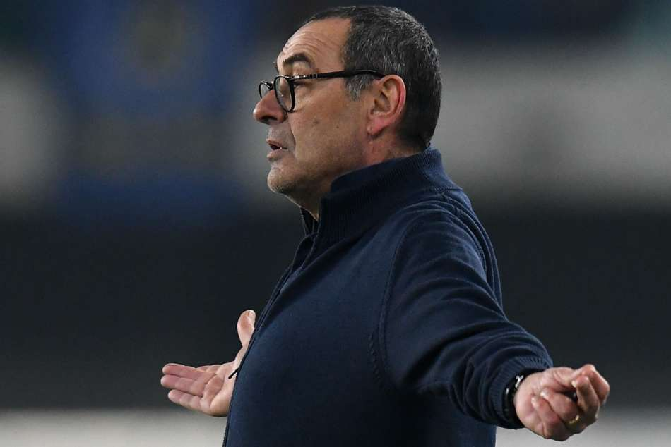 Sarri bemoans 'total blackout' as Juve collapse against Milan