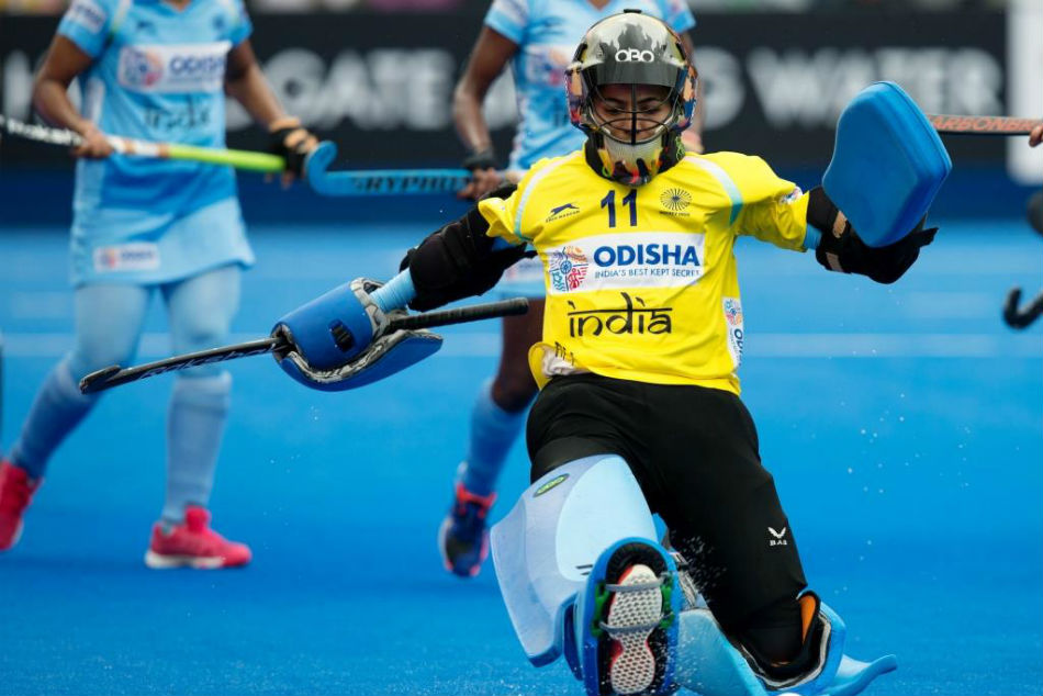 Goalkeeper Savita Says India Women Can Make History In Tokyo