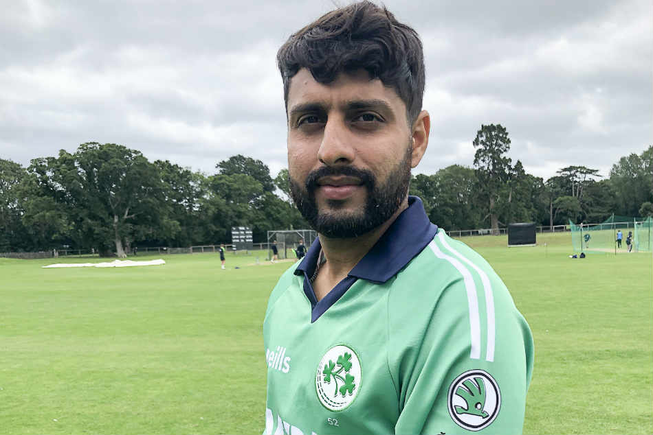 Simi Singh cherishes his dream of playing for Ireland