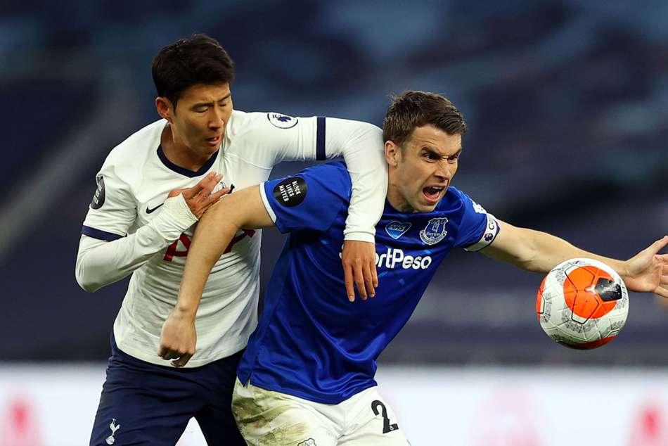 Tottenham 1-0 Everton: Lloris & Son in flare-up as Spurs claim unconvincing win