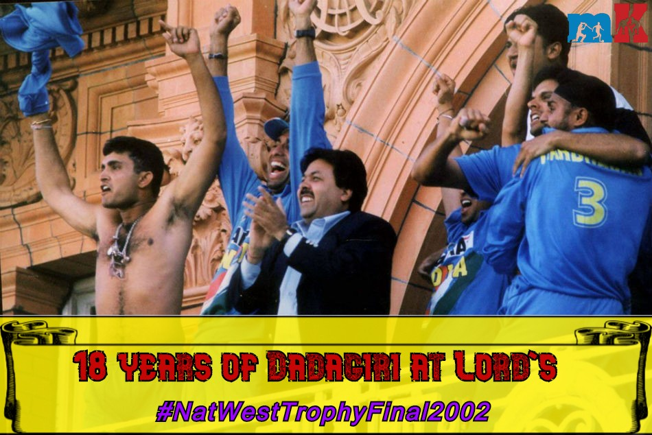 2002 NatWest Series Final: Kaif-Yuvraj partnership, Ganguly's celebration changed Indian cricket in more ways than one
