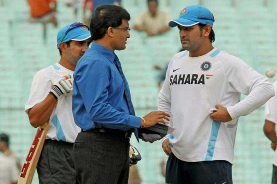 Always needed Dhoni to bat up the order: Sourav Ganguly