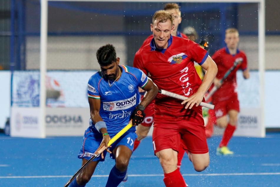 Really happy to resume some sort of outdoor stick-work, says Indian Men's Team Midfielder Sumit