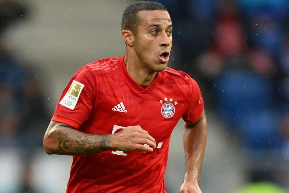 Thiago Alcantara Really Good Players Jurgen Klopp Liverpool Links