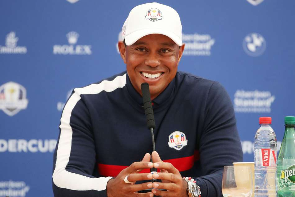 Woods ducks 2023 Ryder Cup captaincy question, backs Whistling Straits postponement