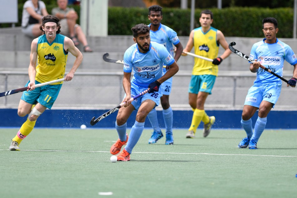 I always looked up to Sardar Singh, his discipline was infectious, says India Colts midfielder Vishal Antil